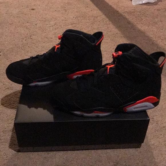 Jordan 6 Infrared Deadstock Size
